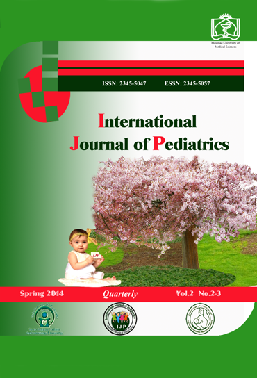 International Journal of Pediatrics